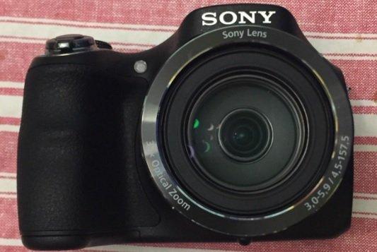 Sony DSCH300B