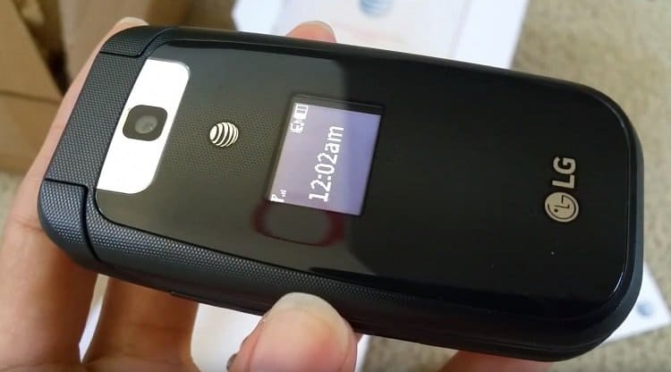 Flip Phone LG for Kids
