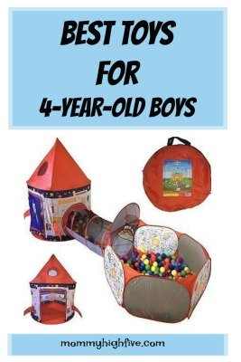 Best Toys for 4-year-old boys
