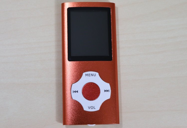 Hotechs MP3/MP4 Player