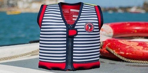 Konfidence Children's Swim Jacket