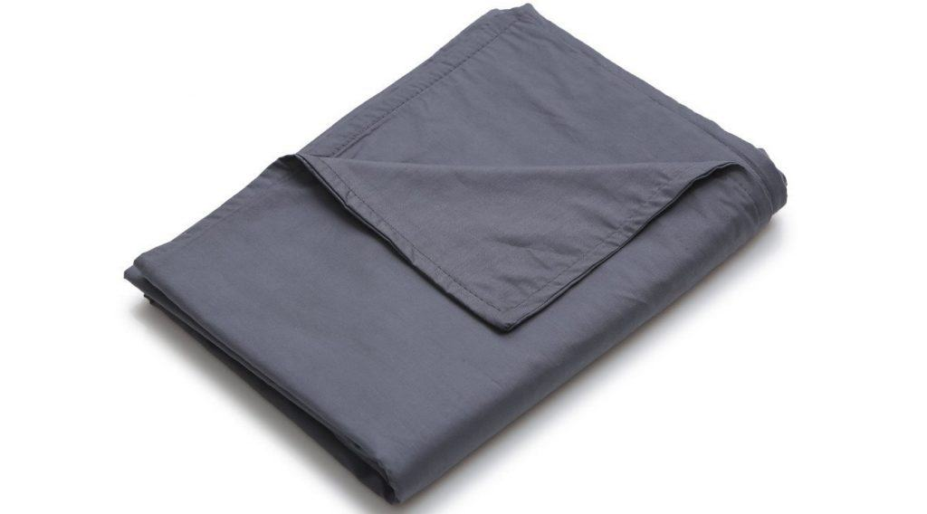 YNM Organic Cotton Weighted Blanket