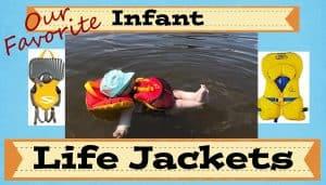 5 Best Infant Life Jackets and Toddler Life Vests 2018