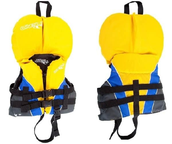 O'Neill Wake Waterski Infant USCG Life Vest