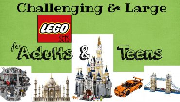 17 Large and Challenging LEGO Sets for Adults and Teens