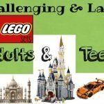 22 Large and Challenging LEGO Sets for Adults and Teens 2019