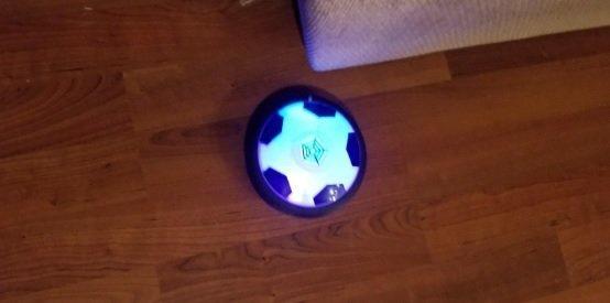 Gloween Kid's Hover Soccer Ball