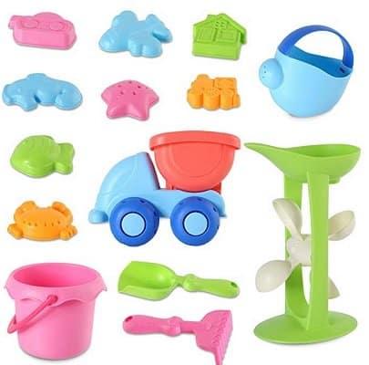 HiDreamy Beach Sand Toys