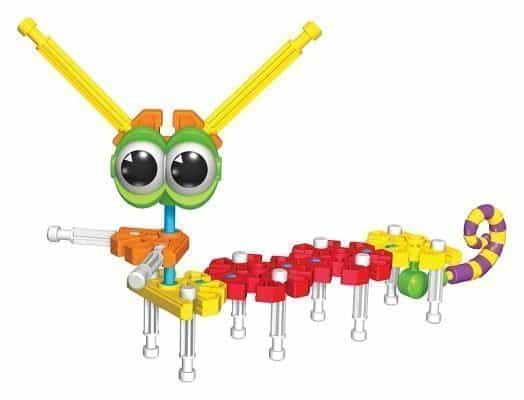 KID K'NEX – Build A Bunch Set Building Set