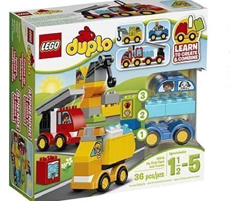 LEGO DUPLO Pre-school Play Blocks