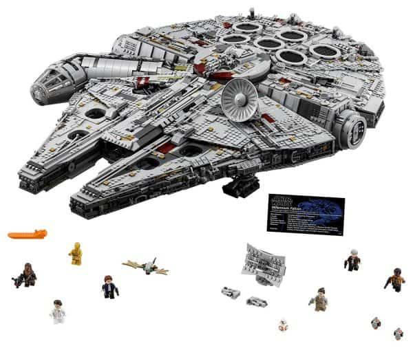 Lego Star Wars Ultimate Millenium Falcon
