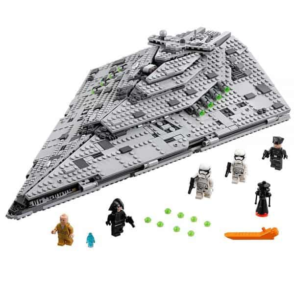 Lego Star Wars VIII First Order Star Destroyer