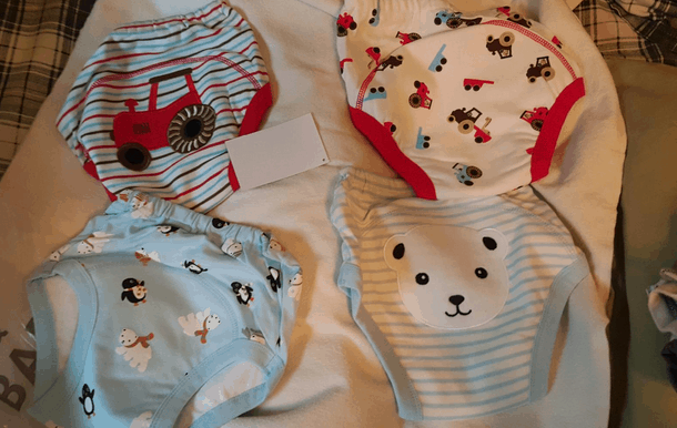 MOM & BAB Training Pants/Underwear
