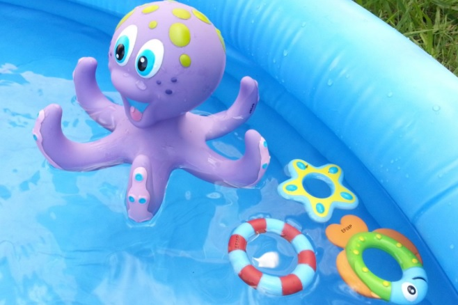 Nuby Octopus