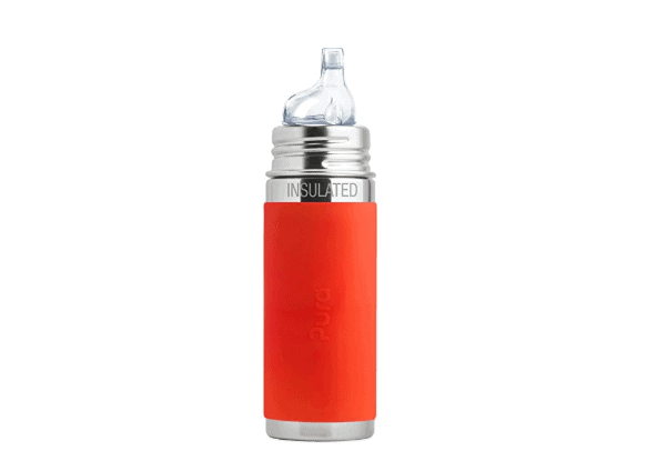 Pura Kiki Stainless Steel Insulated Sippy Cup