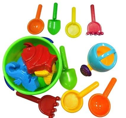 Toys Icon Sand Bucket Set
