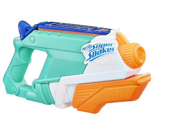 Nerf Super Soaker SplashMouth for Young Kids