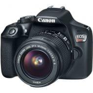 Canon T6 DSLR