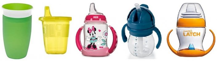 Best Sippy Cup for Infants and Toddlers 2018