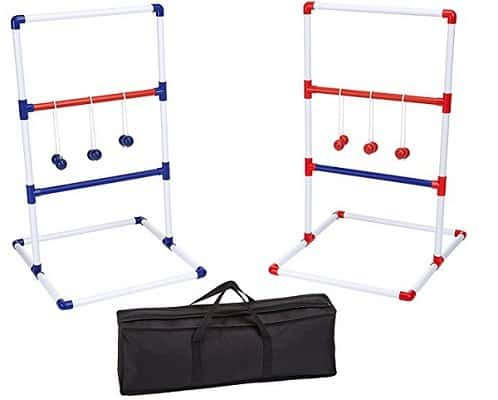 AmazonBasics Ladder Golf Set