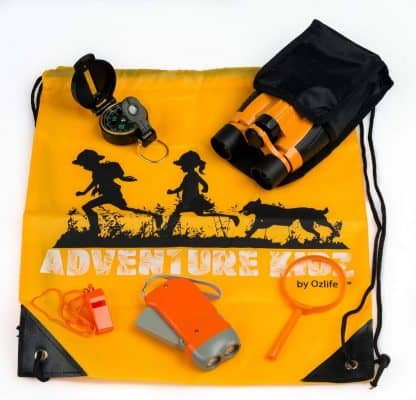 Adventure Kidz Outdoor Exploration Kit