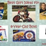 $15, $25, $50, $100 Gift Ideas for 8-Year-Old Boys 2021
