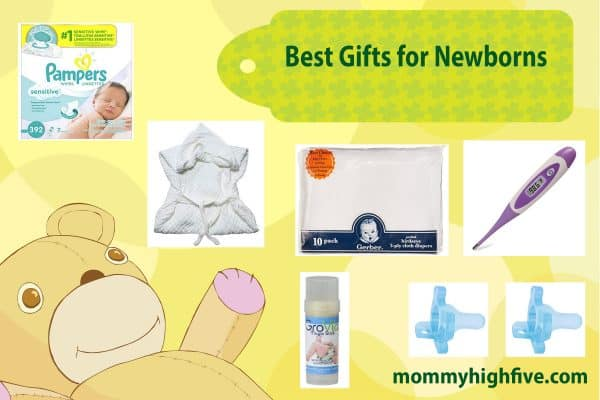 Best Practical Gifts for Newborns