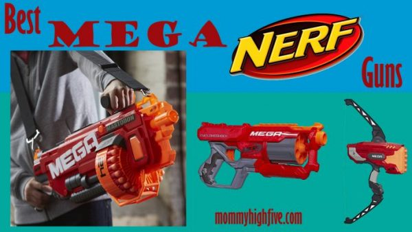 Best Mega Nerf Guns to Buy in 2019
