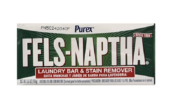 Fels Naptha Laundry Soap Bar