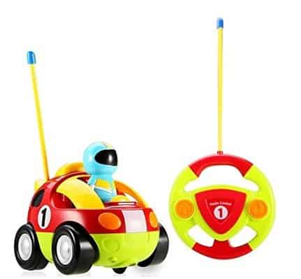 Remote Control Car for 2-year-old boy
