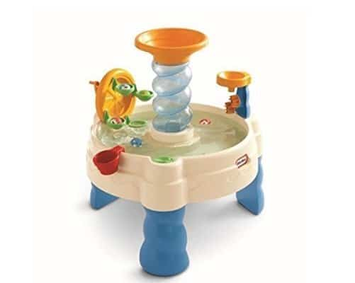 Little Tikes Spiralin' Seas Waterpark Play Table for Boys