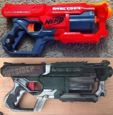 Nerf N-Strike Elite Mega Cyclone Shooter Blaster