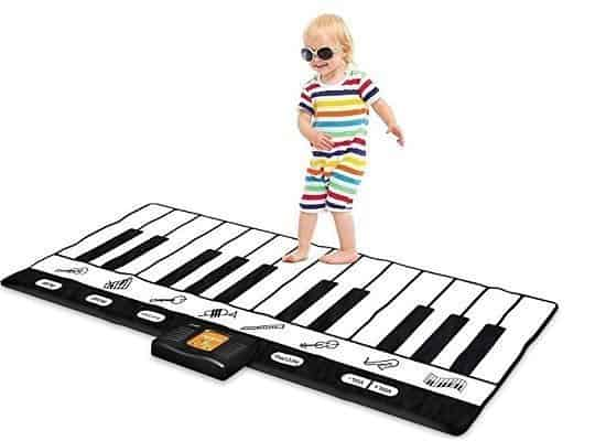 Play22 Keyboard Playmat