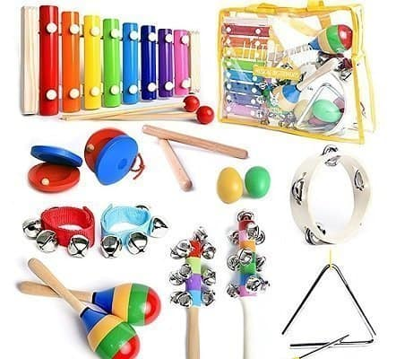 SMART WALLABY Musical Instruments Set