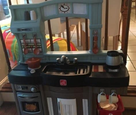 Step2 Best Chef's Toy Kitchen Playset