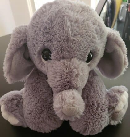 Aurora World Lil Benny Phant Plush