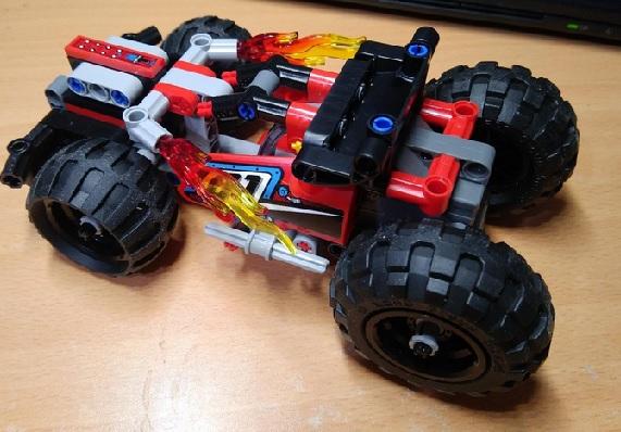 LEGO Technic BASH set 42073