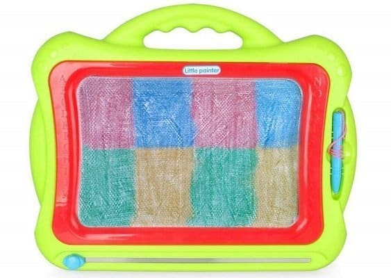 MegaToyBrand Magna Doodle Magnetic Drawing Board