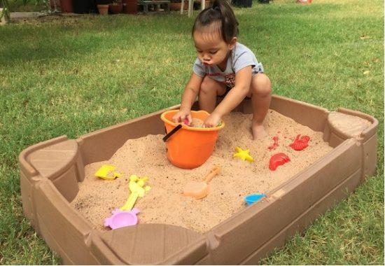Step2 Play and Store Sandbox
