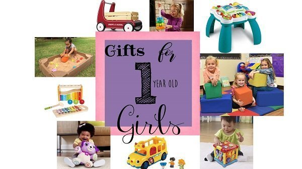 25 Best Gifts and Toys for 1-Year-Old Girls 2018