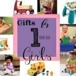 25 Best Gifts and Toys for 1-Year-Old Girls 2019