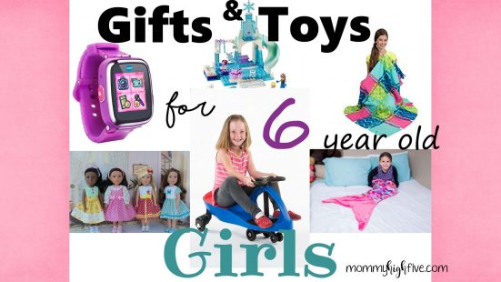 25 Best Toys And Gift Ideas For 6-Year-Old Girls 2019