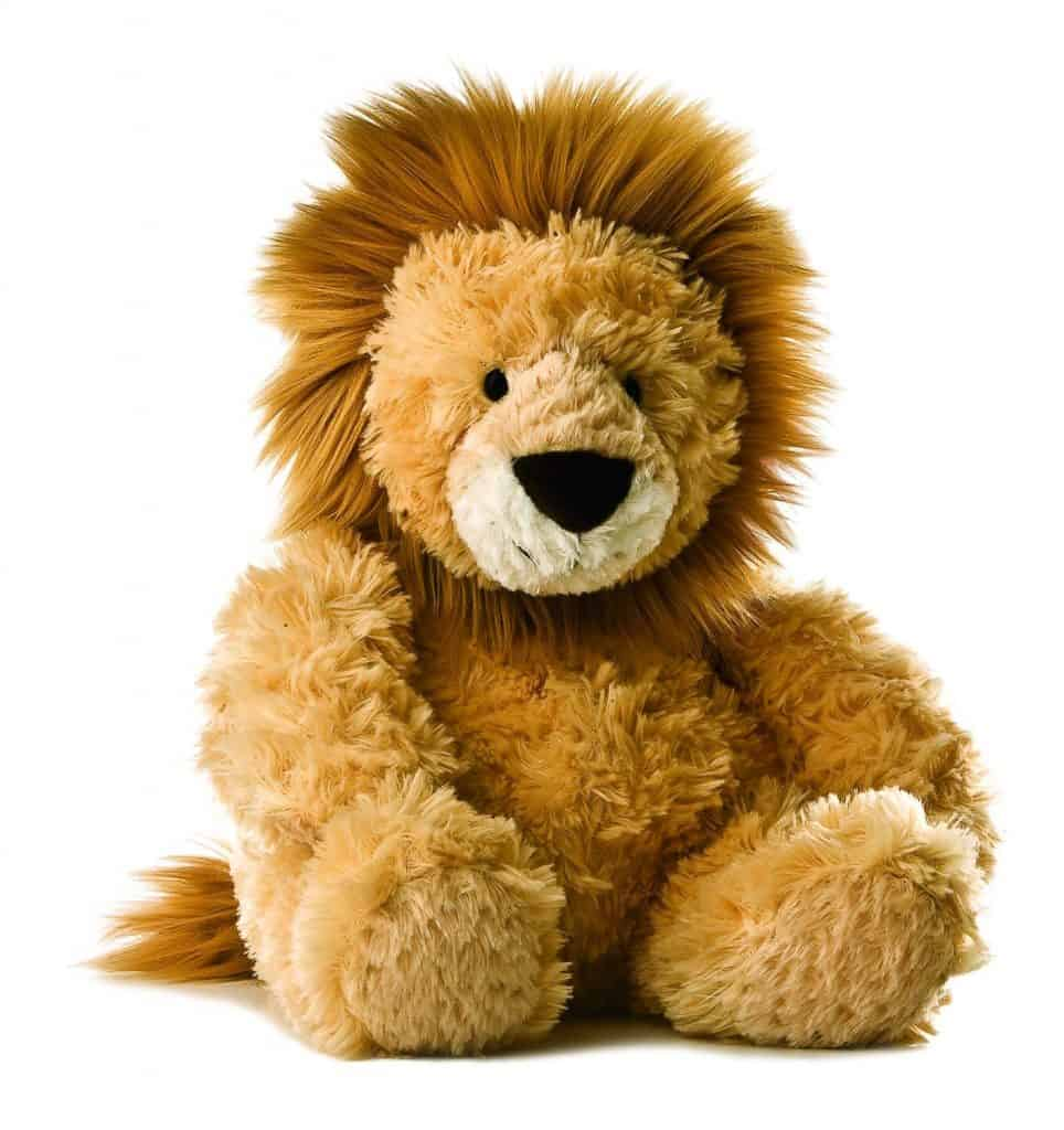 Aurora Plush 12 Inches Lion Tubbie Wubbie