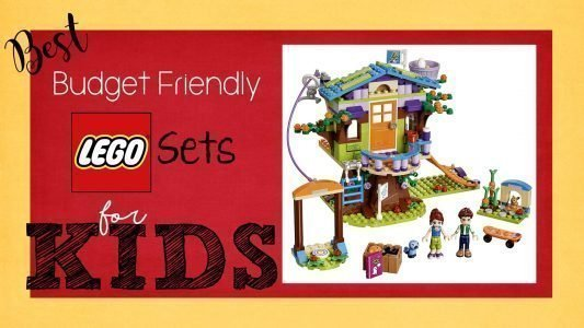 Best Fun Budget Lego Sets Under $25