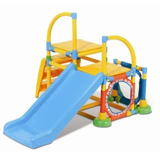 Grow Up Climb n' Slide Gym