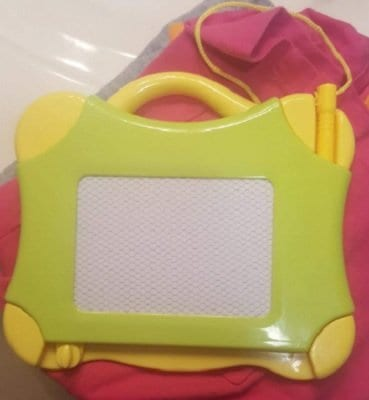 CoolToys Little Painter Drawing Board