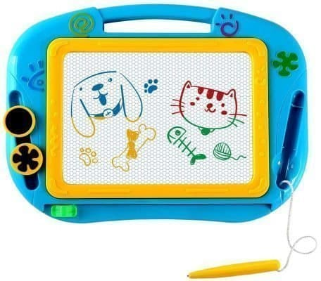 EEDAN Magnetic Magna Doodle Drawing Board for Kids