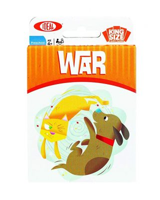 Ideal War Card Game