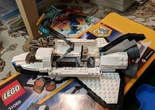 LEGO Creator Space Shuttle Explorer 31066 Building Kit