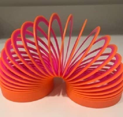 POOF Neon Slinky